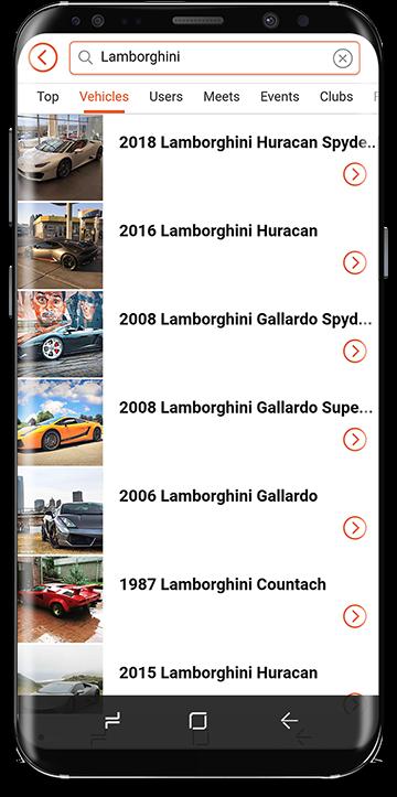 enhanced search in motorcrush 3